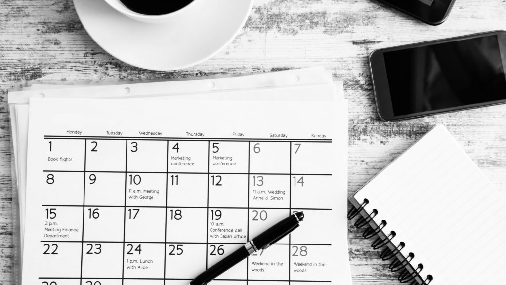 3 Simple Strategies to Make the Time for Things That Matter