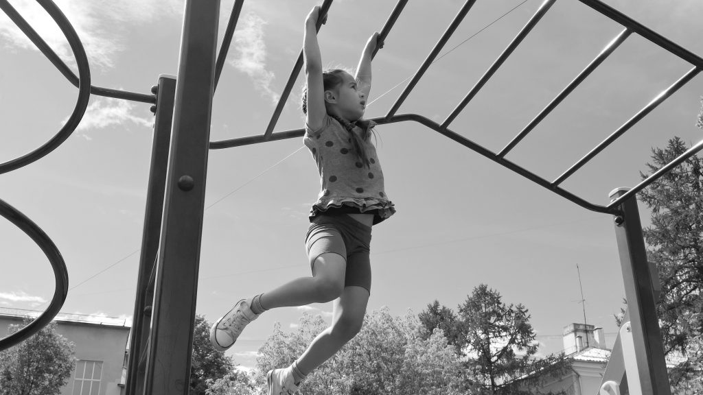 What Monkey Bars Can Teach Us About Transformation
